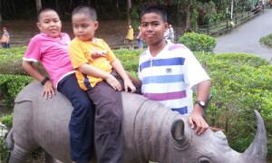lok kawi zoo